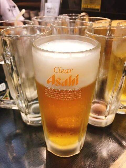 八王子 居酒屋 独楽寿司 飲み放題