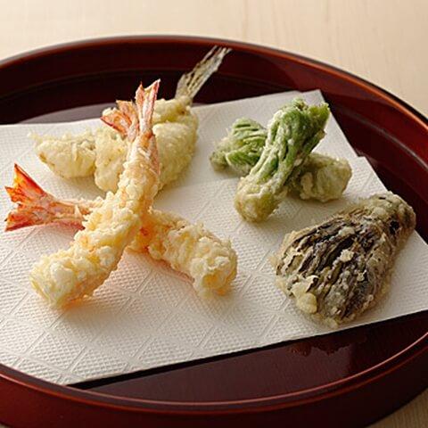てんぷら近藤 東京 優待 レストラン 和食