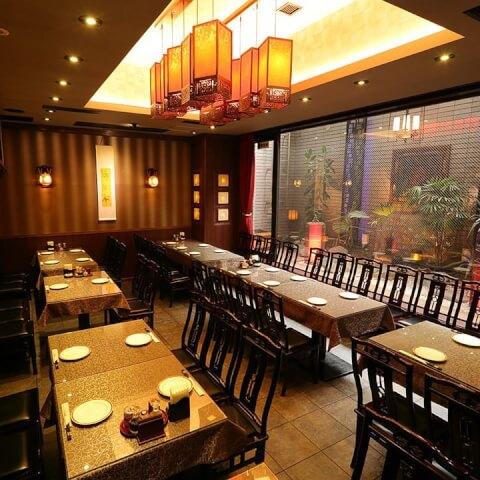新橋でディナーにおすすめの安いお店、食べ放題が人気の川府