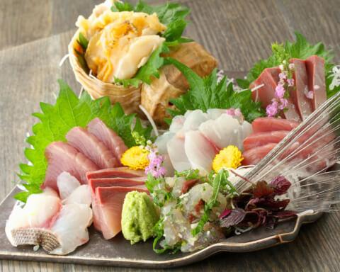 宏二郎丸料理