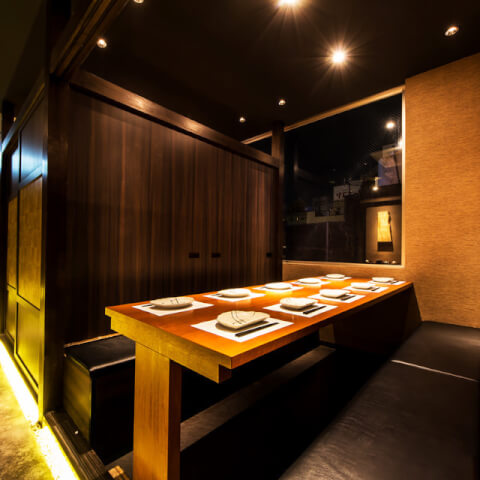 本格和食と完全個室 幸鳥 立川店 居酒屋 肉 宴会