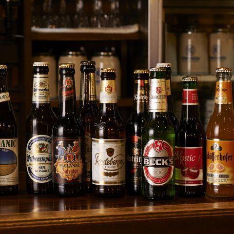 クライネヒュッテ 新宿 居酒屋 おしゃれ 女子会 デート ビール