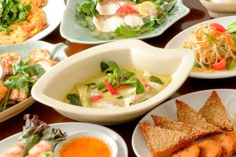 クルアナムプリックの料理画像