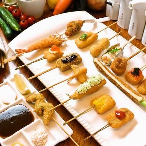 串の坊 上本町 ランチ おすすめ 和食