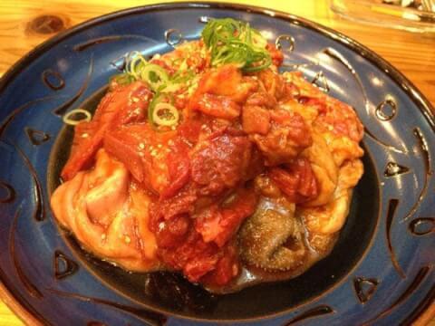 キョロちゃんの料理画像
