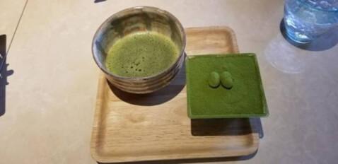 焼き釜スイーツ 茶筅 京都駅 カフェ
