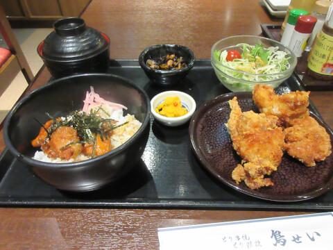 鳥せい 京都タワーサンド 和食 おすすめ ランチ