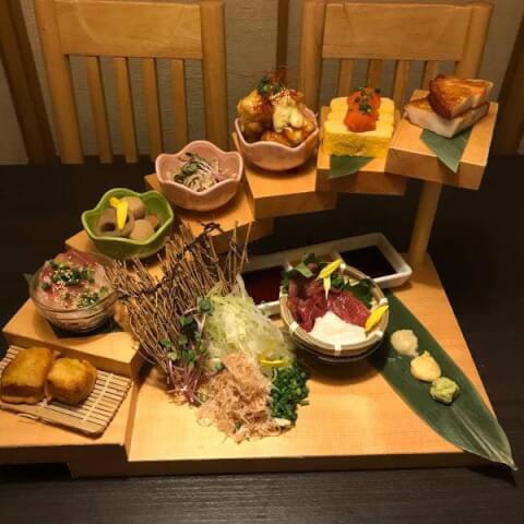 個室居酒屋 九州に惚れちょるばい 赤羽店 和食