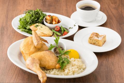 Cafe&Rotisserie LA COCORICO浦和 浦和 ランチ