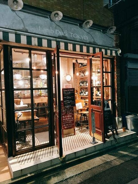 神楽坂でおすすめのおしゃれな肉料理ディナー、コスパよく誕生日デートに人気なラムダック東京