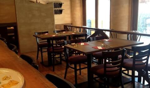 六本木 イタリアン ディナー  レストラン ラ スフォリーナ