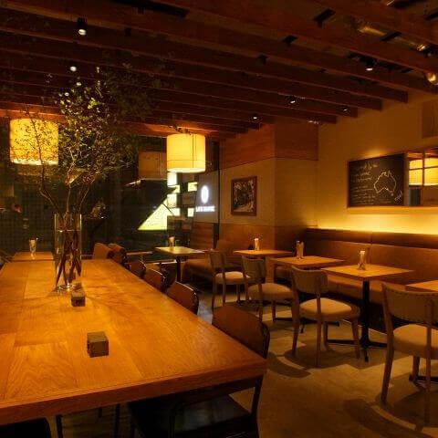 ラテグラフィック 自由が丘 デート ディナー カフェ