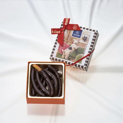 レオニダス オランジェット バレンタイン チョコレート 義理チョコ