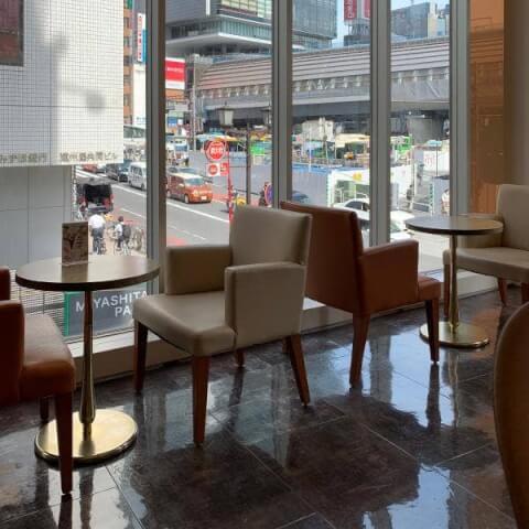 リンツカフェ 渋谷 カフェ