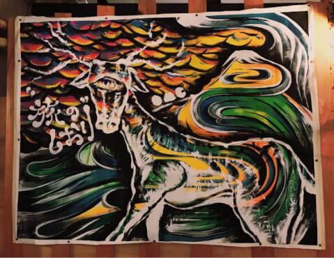 絵画 ライオンのいるサーカス 恵比寿 レストラン おすすめ おしゃれ 女子会 デート 隠れ家 洋食