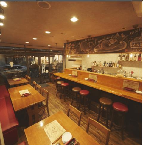 赤羽のおしゃれで安いおすすめの居酒屋、個室で肉料理、大衆肉ビストロlit