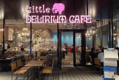 リトルデリリウムカフェ外観画像