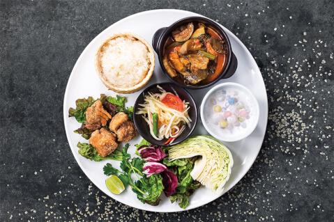 ikebukuro-lunch-mangotreecafe-lunchset