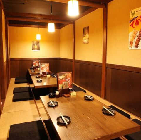 町田 居酒屋 とりいちず 店内