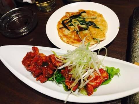 Korean Kitchen まだん 三宮店 居酒屋 女子会