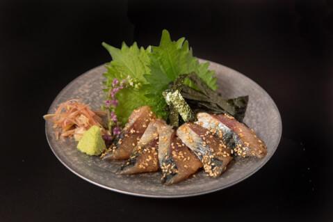 前田屋の魚料理