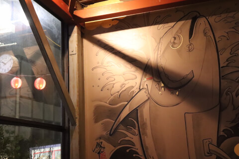 壁面 マグロマート
