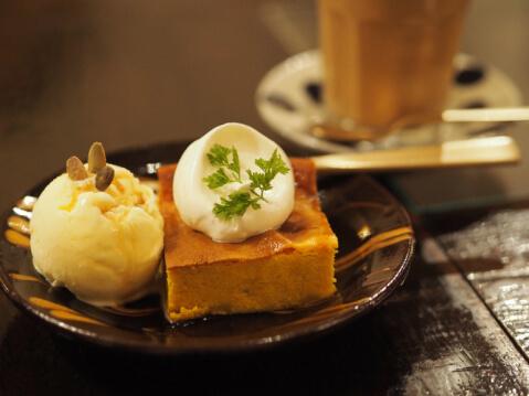 三宮 カフェ tea room mahisa スイーツ
