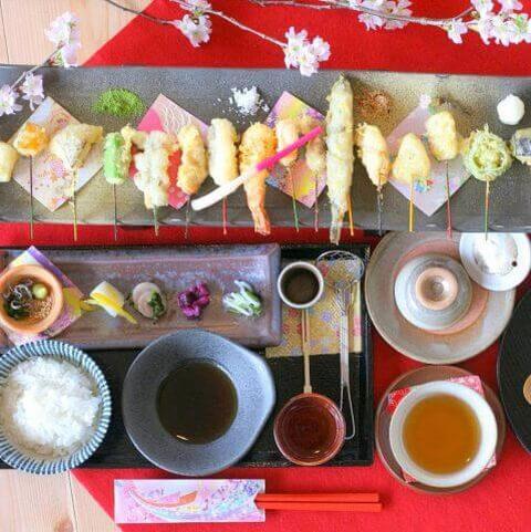 舞妓飯 上品串カツ 京都 レストラン おしゃれ デート おすすめ ランチ ディナー