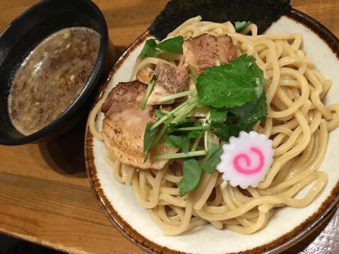狸穴_特濃つけ麺