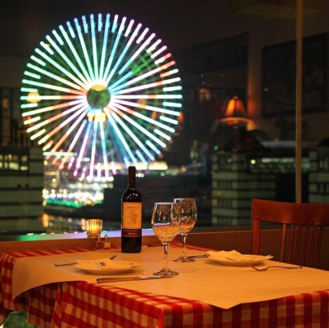 MANGIA MANGIA 横浜ランドマークタワー店 みなとみらい イタリアン ディナー おすすめ 横浜