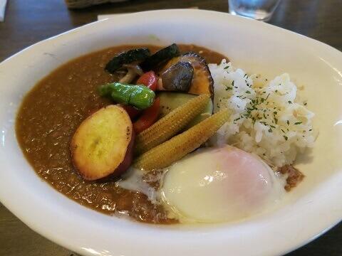 カフェマリオ_食事