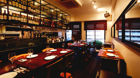 目黒のおしゃれで安い和食ディナー、誕生日デートにおすすめのマルセロ