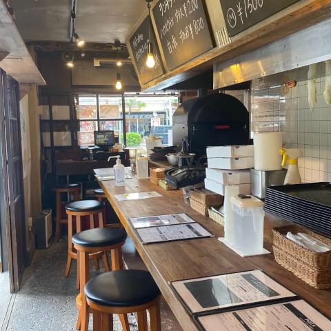門前仲町でおすすめの安い居酒屋、魚や焼き鳥肉料理がうまいおすすめ店、イタリアンのマリナーラ