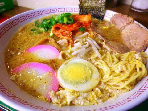 まる豊スタミナ麺