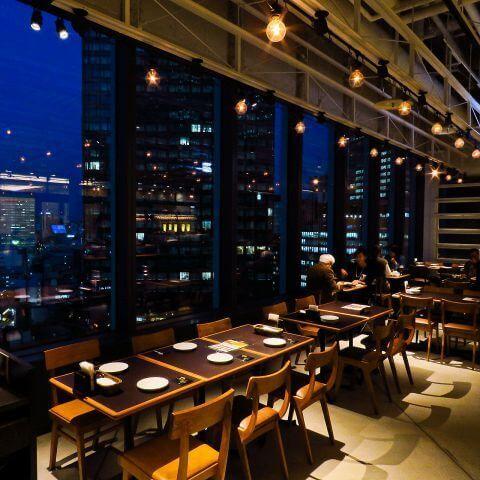 MASTER'S DREAM 名古屋JRゲートタワーホテル 名古屋 ホテルレストラン おすすめ 夜景