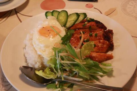 サイゴン料理
