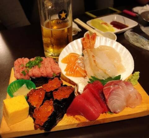 新宿_居酒屋_めだか 安い 歌舞伎町  和食