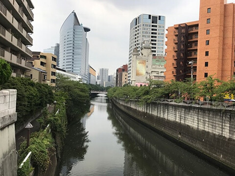 meguro-river