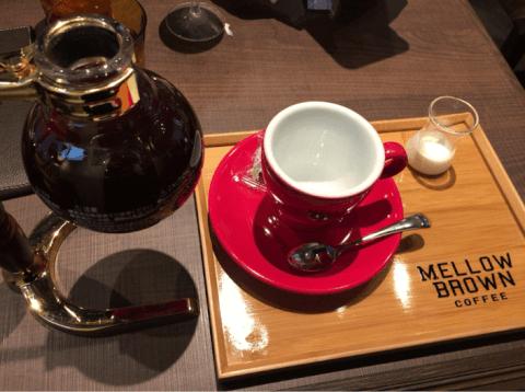 MELLOWコーヒー