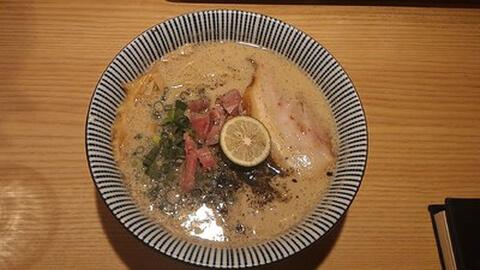 ラム豚骨ラーメン 自家製麺 MENSHO TOKYO 和食 後楽園 ランチ おすすめ
