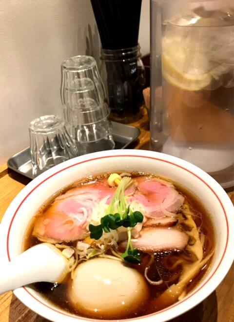 荻窪 おすすめ ラーメン 麺尊RAGE