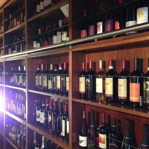 横浜 イタリアン メッシタフランコ ワイン