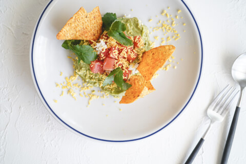 おすすめのメキシコ料理、ワカモーレ