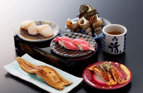美登利のお寿司