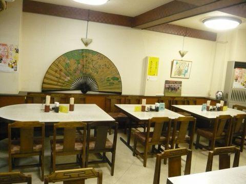 浜松町 ランチ  味芳斎 店