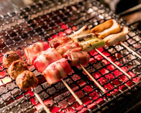 新宿 西新宿 三是 昼飲み おすすめ海鮮 炭火焼