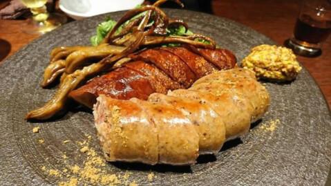 南方中華料理 南三 荒木町 臭豆腐  おすすめ