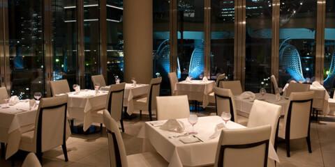 リストランテ ウミリア みなとみらい イタリアン ディナー おすすめ