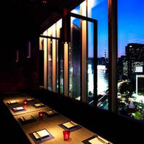 夜景Dining 峰 新宿 居酒屋