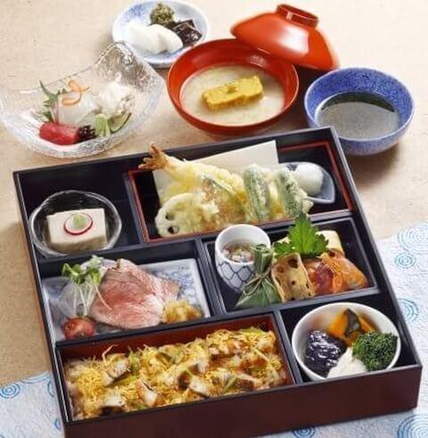 京懐石美濃吉 横浜ランドマークプラザ店 横浜 みなとみらい ディナー おすすめ 和食